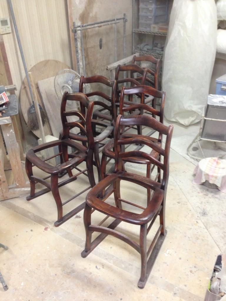 京都 椅子レプリカ | 有限会社スタジオアクア
